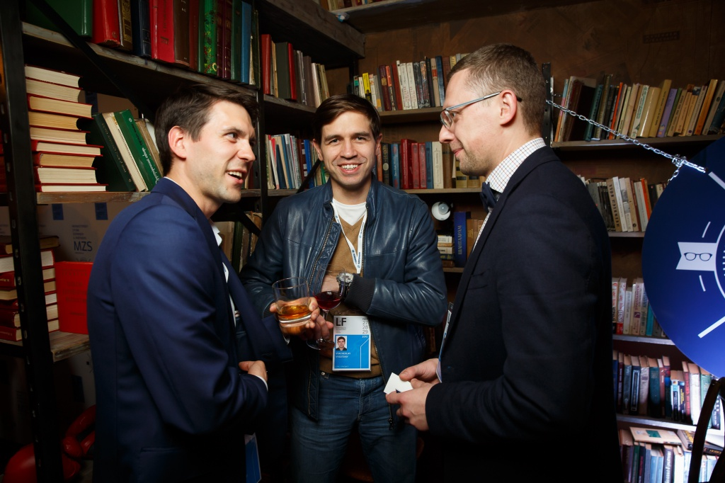 MZS – a cultural program partner of The V St. Petersburg International Legal Forum – hosted its version of Legal Drink for the Forum's participants.